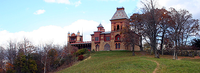 Olana in Hudson, New York