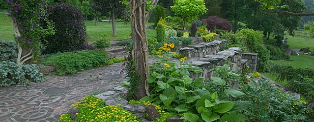 Millbrook's Innisfree Garden